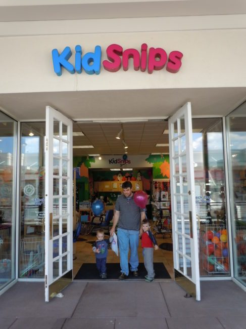 KidSnips - exiting