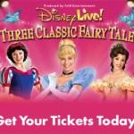 Trivia from Disney Live! presents Three Classic Fairy Tales
