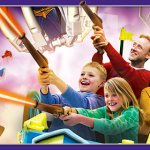 Kingdom Quest Laser Ride at Legoland Discovery Center