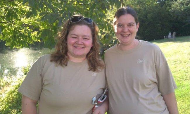 Heartland Spa - Samantha & Sarah - Toddling Around Chicagoland
