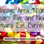 """Noon"" Year's Eve & New Year's Eve Events"