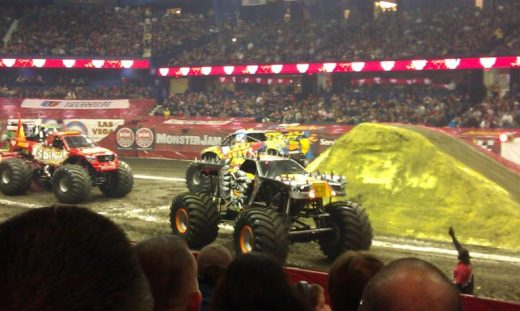Monster Jam 2 - Toddling Around Chicagoland