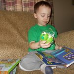 LeapFrog Reading Month (& Giveaway!)