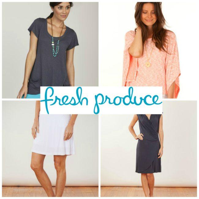 Fresh Produce collage