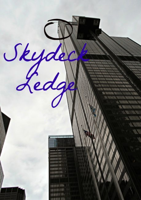 Skydeck Ledge - exterior - Toddling Around Chicagoland