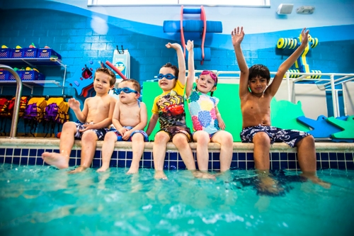Goldfish Swim School Grand Openings - Toddling Around Chicagoland