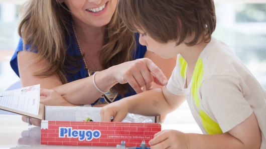 Pleygo LEGO subscription service - Toddling Around Chicagoland