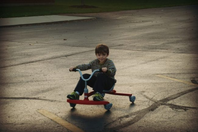 Ziggle the Day Away with Radio Flyer - Toddling Around Chicagoland