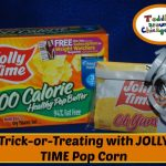 Trick-or-Treating with JOLLY TIME Pop Corn {and Giveaway}