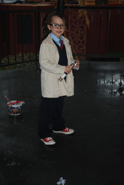 Halloween, Doctor Who Style - Doctor Who - Tenth Doctor - Toddling Around Chicagoland
