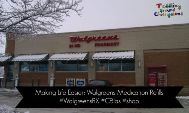 Prescription HIstory, Refill Reminders, Medication Refills, Pharmacy Chat, Chat with a pharmacist, Walgreens