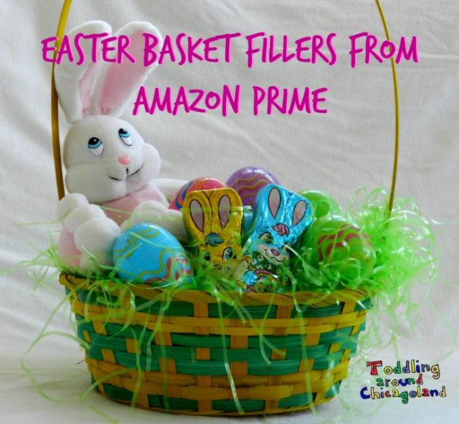 Easter Basket Fillers from Amazon Prime