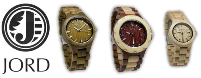 JORD Wooden Watches Review - Toddling Around Chicagoland
