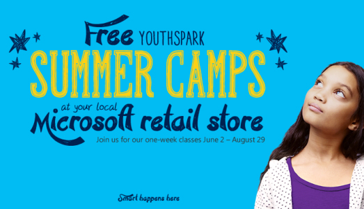 Free YouthSpark Summer Camps - Toddling Around Chicagoland