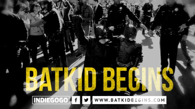 BatKid Begins - Toddling Around Chicagoland #BatkidBegins #CGC