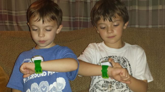 Fit Made Fun with LeapFrog Leap Band and CLIF Kids - Toddling Around Chicagoland #FitMadeFun #spon