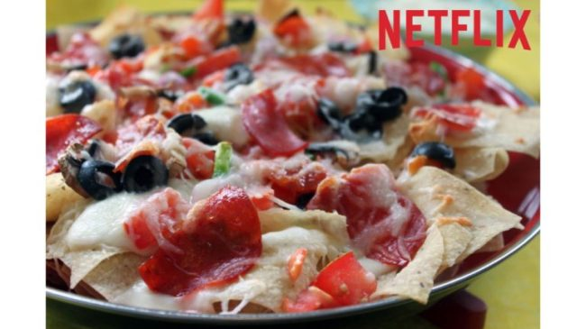 Pizza Nachos - Netflix #StreamTeam - Toddling Around Chicagoland