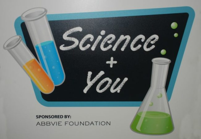 Science + You Exhibit at the Kohl Children's Museum - Toddling Around Chicagoland