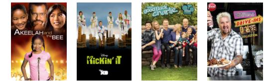 Netflix Stream Team - October - bigger kids