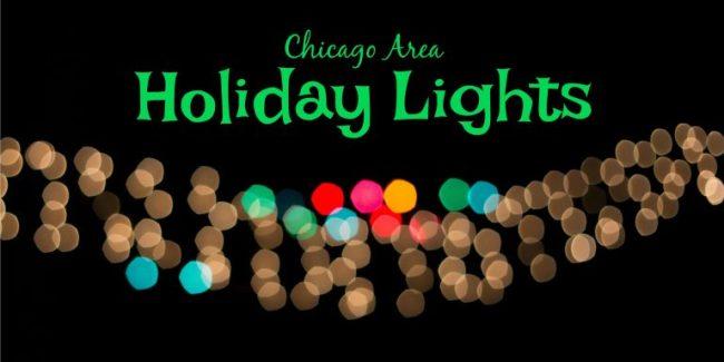 Bokeh wave - Christmas lights