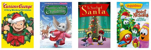December #StreamTeam for holiday favorites