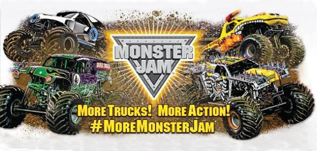 #MoreMonsterJam