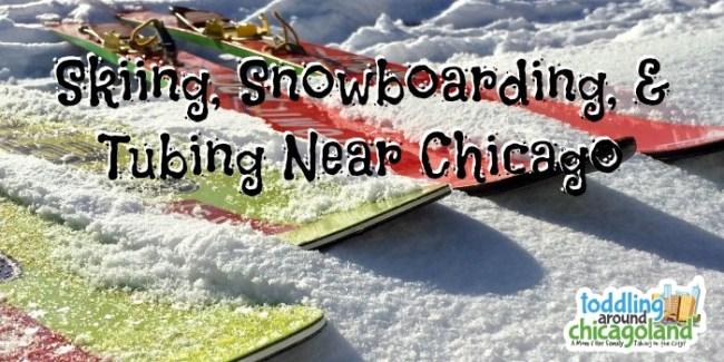 Skiing, Snowboarding, & Tubing Near Chicago