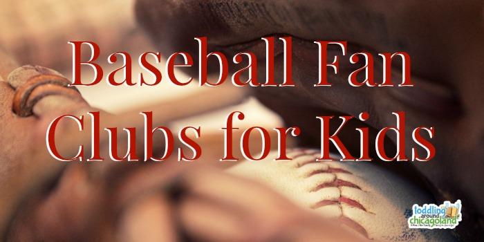 Baseball - Baseball Fan Clubs for Kids in Chicago