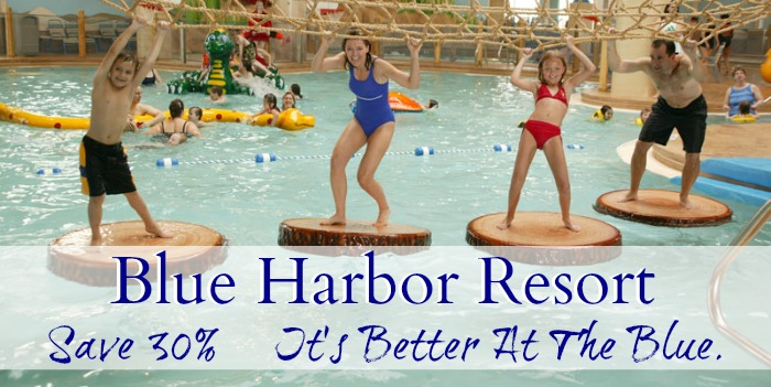 Blue Harbor Resort slider