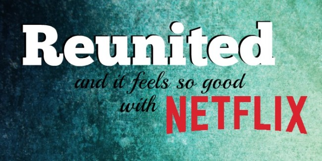 Reunited and it feels so good with Netflix #StreamTeam
