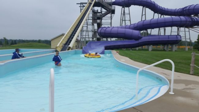 Endless Summer at Raging Waves Waterpark