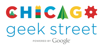 Chicago Geek Street logo