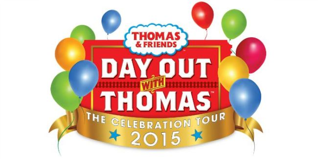 Day Out with Thomas 2015 #DOWT  #ThomasObsessed [ad] #giveaway
