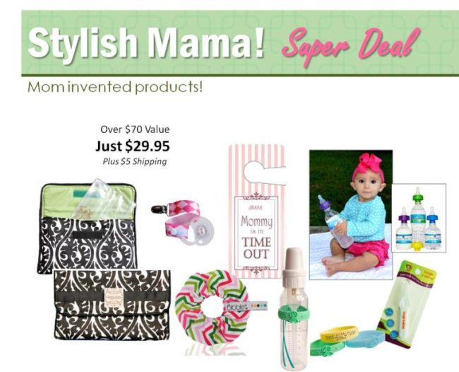 Mompact Stylish Mama Bundle