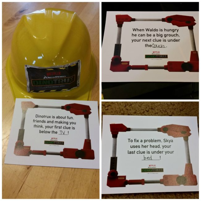 Netflix Helps Fight the Back-to-School Blues #StreamTeam #sponsored #Dinotrux - clues