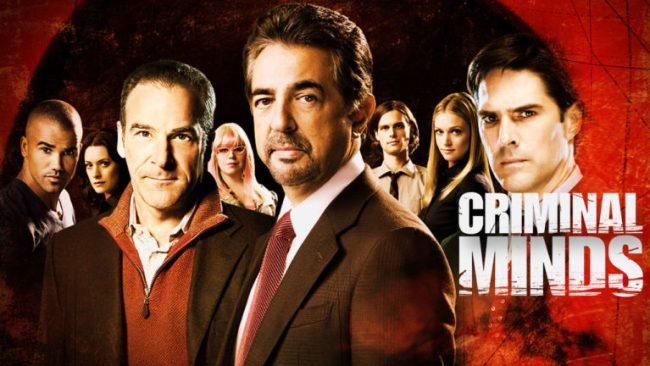 Dust Off Your Shelfies - Netflix #StreamTeam #ad Criminal Minds