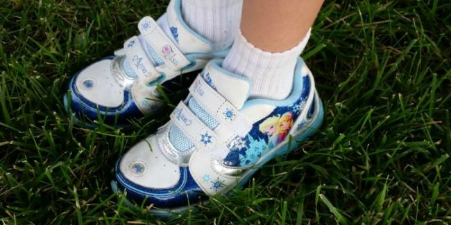 My son wears princess shoes with confidence and I love it
