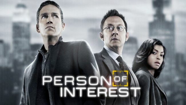 Dust Off Your Shelfies - Netflix #StreamTeam #ad Person of Interest