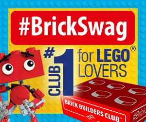 #BrickSwag