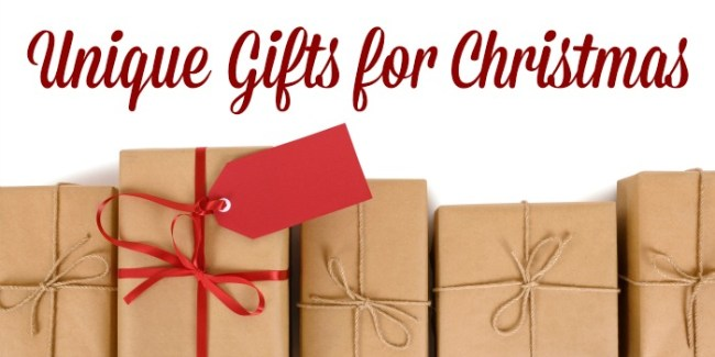 Unique Gifts for Christmas 2015