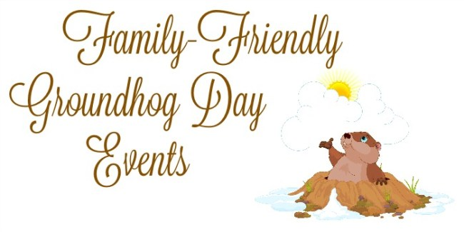 Family-Friendly Groundhog Day Events 2016