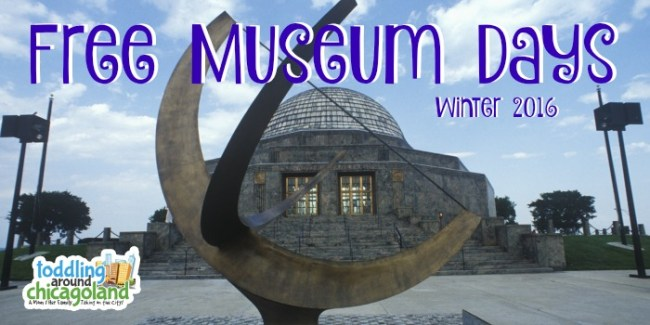 Free Museum Days - Winter 2016
