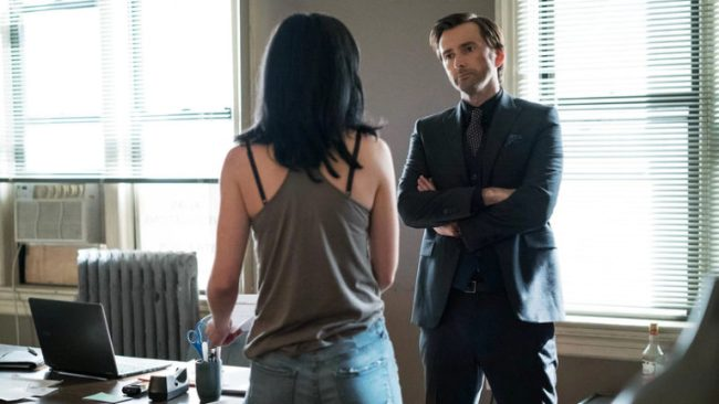 Jessica Jones - David Tennant #StreamTeam
