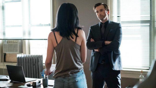 Jessica Jones - David Tennant #StreamTeam