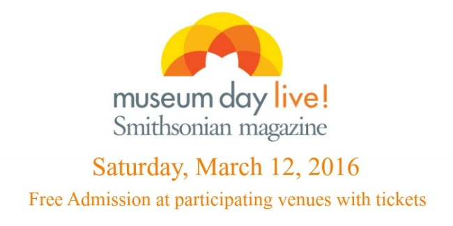 Museum Day Live - 2016