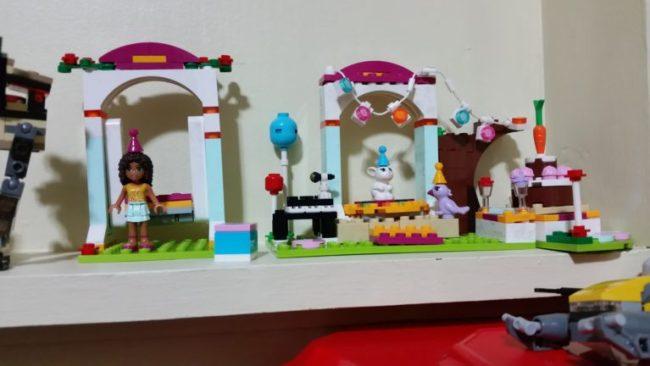 LEGO Friends set #StreamTeam