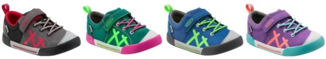 KEEN Kids' Encanto Sneakers for little kids