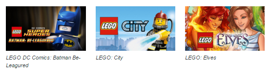 Netflix #StreamTeam - Lego shows March 2016