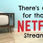 Netflix #StreamTeam tv
