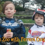 Boo! at the Zoo with Ferrara Candy Company